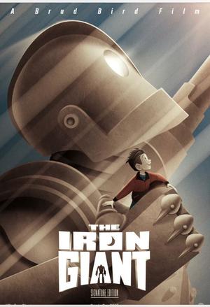 The Iron Giant Western Animation Tv Tropes