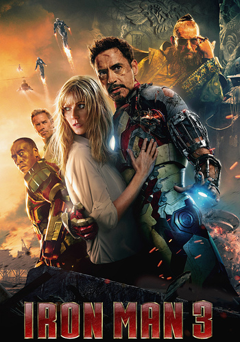 Killian Iron Man 3