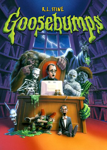 Goosebumps Literature Tv Tropes