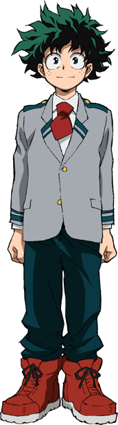 My Hero Academia Class 1 A Main Characters / Characters - TV Tropes