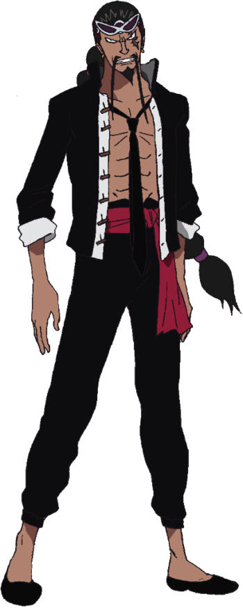 One Piece: Cipher Pol / Characters - TV Tropes