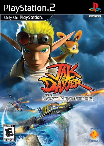 https://static.tvtropes.org/pmwiki/pub/images/jak_and_daxter_lost_frontier_ps2_us_esrb.jpg