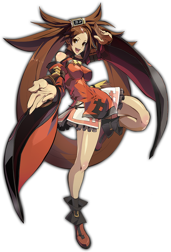 guilty gear x characters tv tropes
