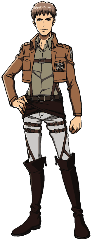 Attack On Titan 104th Trainee Corps Characters Tv Tropes
