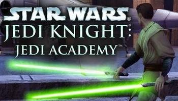 Jedi Knight Jedi Academy Video Game Tv Tropes