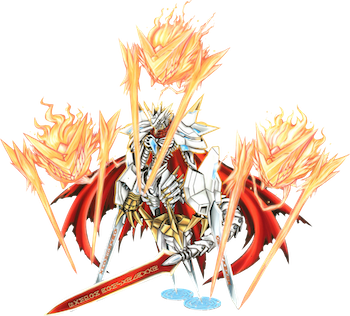 Digimon Royal Knights Characters Tv Tropes Neither alphamon, jesmon nor omegamon are specifically referred to as royal knights. digimon royal knights characters tv