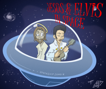 https://static.tvtropes.org/pmwiki/pub/images/jesus_and_elvis_in_space_by_vernavulpes.png