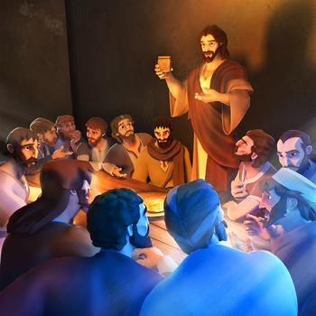 https://static.tvtropes.org/pmwiki/pub/images/jesus_disciples.jpg
