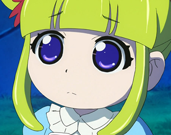 Ruby And Granite Jewelpet Lady Jewelpet Episode 1 P3