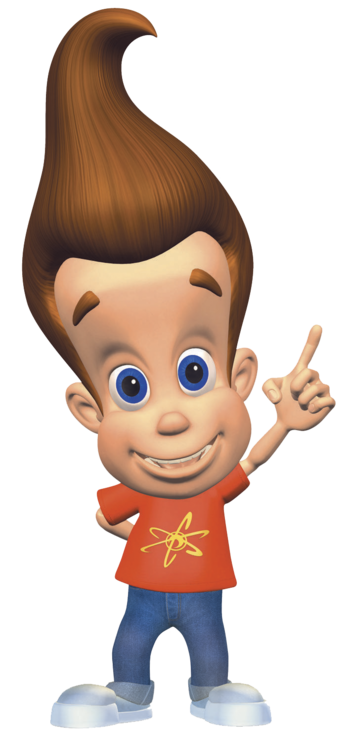 The Adventures Of Jimmy Neutron Boy Genius Characters