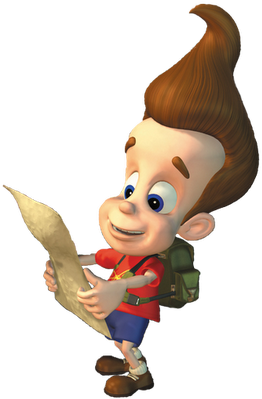 Jimmy neutron boy genius characters