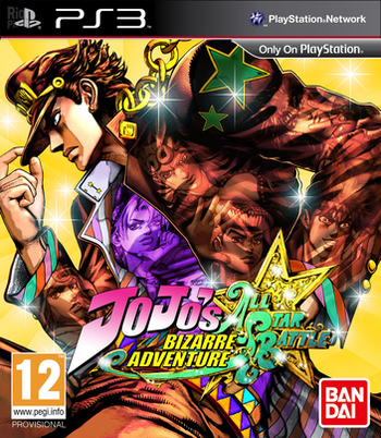 JoJo's Bizarre Adventure: All Star Battle (Video Game) - TV Tropes