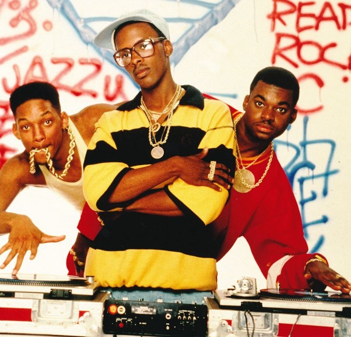 DJ Jazzy Jeff & The Fresh Prince - Parents Just Don´t Understand / Live At Union Square, November 1986