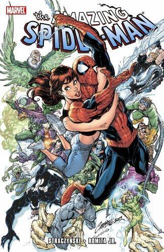 Jms Spider Man Comic Book Tv Tropes