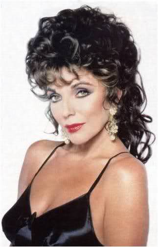 Creator Joan Collins