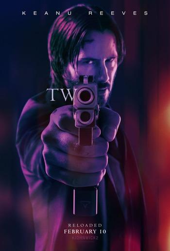 John Wick Chapter 2 Film Tv Tropes