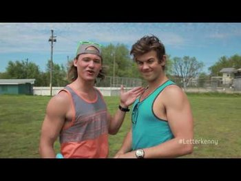 Letterkenny / Characters - TV Tropes
