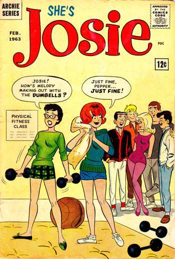 Jossie and the pussy cats