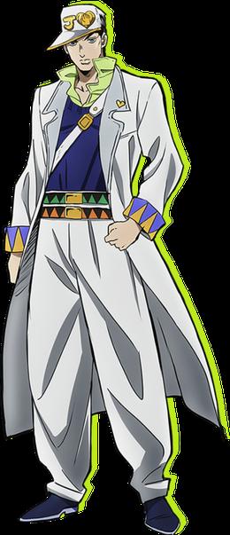 Jojo S Bizarre Adventure Jotaro Kujo Characters Tv Tropes