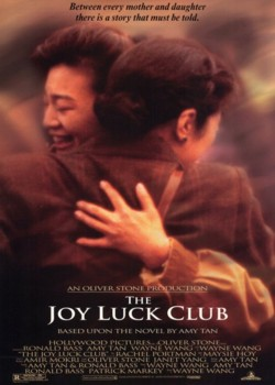 a literary analysis of the tensions in the joy luck club A stunning literary achievement, the joy luck club explores the tender and tenacious bond between four daughters and their mothers the daughters know one side.