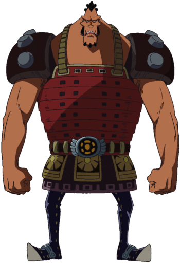 One Piece: Whitebeard Pirates / Characters - TV Tropes