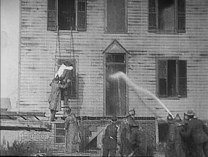 Life Of An American Fireman Film Tv Tropes