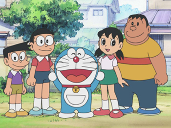 Doraemon (Anime) - TV Tropes