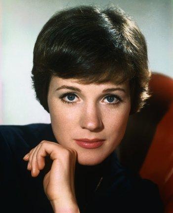 Julie Andrews camelot
