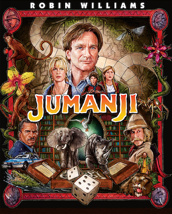 a literary analysis of jumanji by chris van ellsberg Read the publication kansas city's guide to the performing, visual and cinematic arts ed 19 | may - june, 2011 | www kcstudio org your kcpt members magazine the city's only all-inclusive arts guide highlighting the performing, visual and cinematic arts.