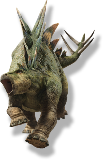 Stegoceratops : jurassicworldevo