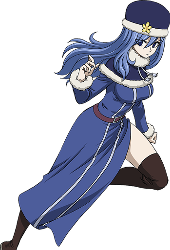 Fairy Tail – Sirius Team / Characters - TV Tropes