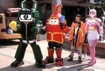 Nostalgia Sambil Belajar Bahasa Jepang Bersama Metal Hero, Yuk!