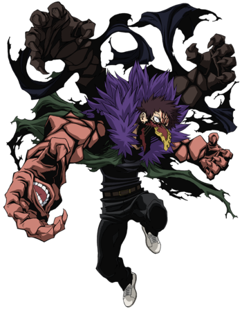 My Hero Academia Shie Hassaikai Characters Tv Tropes The shie hassaikai is recruitingwhat are we? my hero academia shie hassaikai