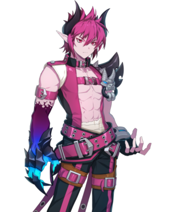 Grand Chase Dimensional Chaser / Characters - TV Tropes