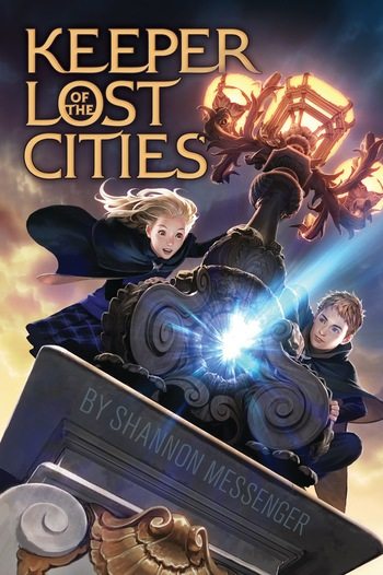 keeper of the lost cities  literature