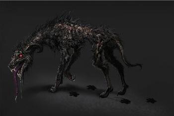 https://static.tvtropes.org/pmwiki/pub/images/keepers_hunting_dog_concept_art.jpg