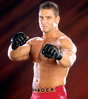 ken shamrock wrestling tv tropes