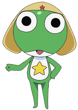 Sgt. Frog (Manga) - TV Tropes