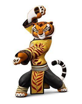 Kung Fu Panda Master Tigress / Characters - TV Tropes
