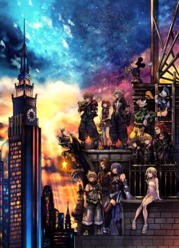 Kingdom Hearts III (Video Game) - TV Tropes