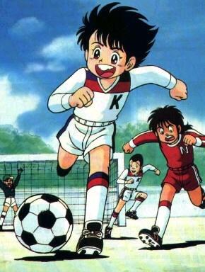 Ganbare Kickers (Manga) TV Tropes