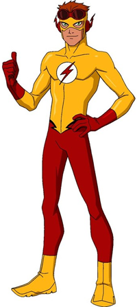 Young Justice: The Team - Season One / Characters - TV Tropes