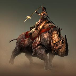 Rhino Rampage - TV Tropes