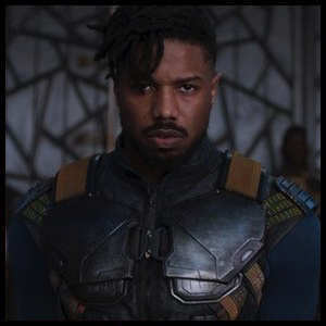 MCU: Erik Killmonger / Characters - TV Tropes