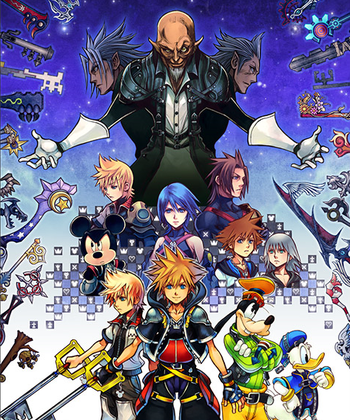 Kingdom Hearts Franchise Tv Tropes Linkffn(9340220) is my absolute favourite crossover hp and f/sn, it has slow chapter release but i find it of some quality. kingdom hearts franchise tv tropes