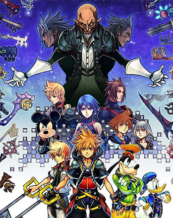 Kingdom Hearts Franchise Tv Tropes