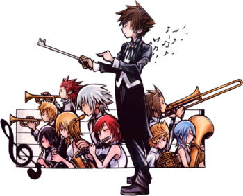 Kingdom Hearts / Awesome Music - TV Tropes
