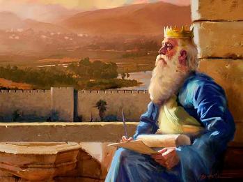 MBTI enneagram type of The Good King