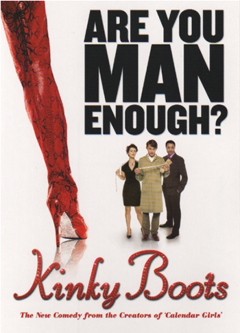 Boots Quotes Stunning Kinky Boots Film TV Tropes