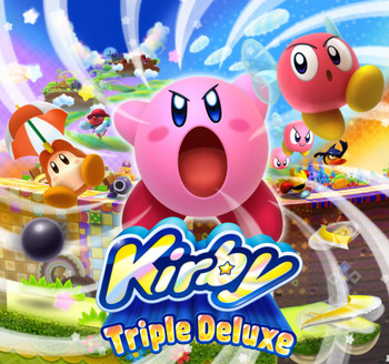 Kirby: Triple Deluxe (Video Game) - TV Tropes